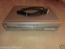 JVC DR-MV1 DVD-Recorder / VHS-Videorecorder, Silber, 2 Jahre Garantie