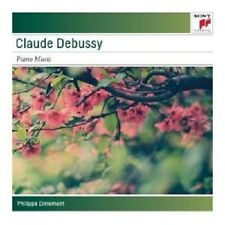 PHILIPPE ENTREMONT - DEBUSSY: PIANO MUSIC  CD 19 TRACKS++++++++++++ NEU