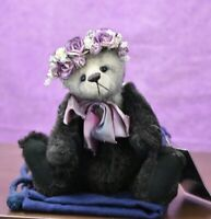 Cotswold Bears Co Imperial Rose Limited Edition OOAK Tagged Signed