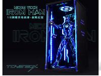 1/6 TOYS-BOX Iron Man Hangar 4.0 MK4 Figure Box Case Model Display Box Create
