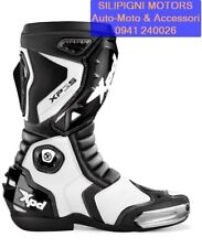 Stivali Spidi XPD Xp3-s Nero-bianco 44 (eu)