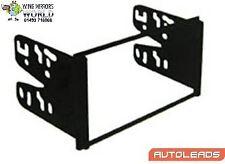 Dfp-03-06 for KIA Sedona 2002 - 2006 Black Double DIN Fascia Facia Adaptor Trim
