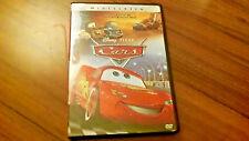 CARS WIDESCREEN PIXAR Disney ClassicChildrens Animated Walt Disney's DVD