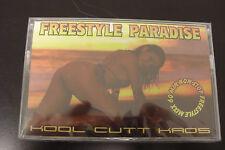Freestyle paradise mixtape cassette kool Cut Chaos