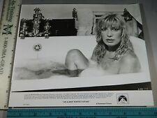 Rare Orig VTG Monica Vitti Bathtub Scene An Almost Perfect Affair Movie Photo