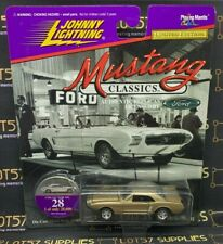 JOHNNY LIGHTNING: 1963 MUSTANG II COLLECTION NO. 28 1:64