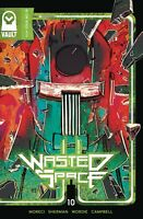 Wasted Space #10 Moreci Sherman Main Cover Vault Comic 1st Print 2019 NM