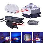 50W 395nm-400nm UV Ultra Violet High power LED 50w Dimmer driver heatsink,lens