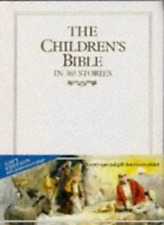 The Children's Bible in 365 Stories (Bible Stories),Mary Batchelor, John Haysom