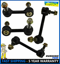 4 Pc Sway Bar Links Front and Rear For Chevy Trailblazer Envoy Ascender Bravada