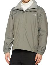 The North Face Men's Resolve Waterproof Coat Jacket Size Large Grey