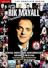 RIK MAYALL PRESENTS - THE COMPLETE SERIES - DVD - REGION 2 UK