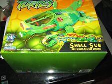 Teenage Mutant Ninja Turtles Shell Sub (2003 edition)