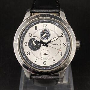 Vintage Timex Quartz USA Made Men's Wrist Watch Working