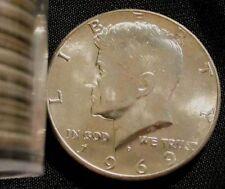 Denver Uncertified Silver US Half Dollar Coins