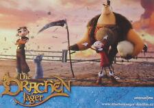DRAGON HUNTERS - Chasseurs de dragons - Lobby Cards Set