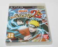 PlayStation 3 Naruto Shippuden Ultimate Ninja Storm 2 PS3 Game Complete