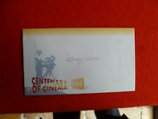 ROBYN NEVIN SIGNED  CEENTENARY OF CINEMA COVER