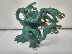"Godzilla Biollante 4"" Figure 1995 Toho Trendmasters Monster Complete Vintage"