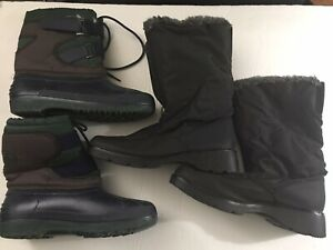 Woman's Winter Boots (Lot of 2) Size 7M (Excellent Condition)  #S-242