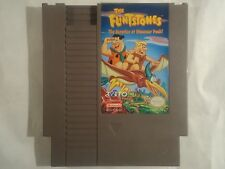 The Flintstones: The Surprise at Dinosaur Peak NES Rare Vintage Free Shipping