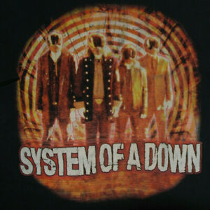 System of A Down 2005 North America Tour Med