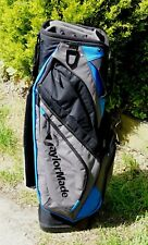 14 Division Large Capacity TaylorMade Tour Trolley Cart Golf Clubs Bag