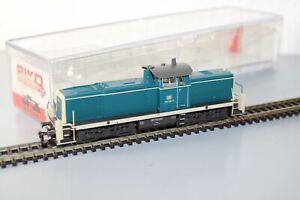 Piko 47263 Spur TT DB Diesellok BR 290 195-7 Digital ozeanblau/s. guter Zustand