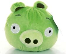 "OFFICIAL NEW 6"" GREEN ANGRY BIRD FROM ANGRY BIRDS COLLECTION PLUSH SOFT TOY"