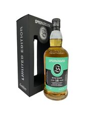whisky springbank rum wood 15 years 70 cl 51%