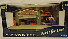 """MOTOR MAX 1/64TH SCALE MOMENTS IN TIME """"PARTS FOR LESS"""" DIORAMA"""