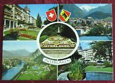 AK Ansichtskarte Interlaken kostenloser Versand