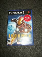 Sony Playstation 2 PS2 Iron Man PAL Version