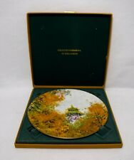 Royal Doulton china Reflections Of China Collector Plate - Imperial Palace + Box