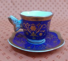 Tazzina con piattino mignon  Paris Royal Limoges