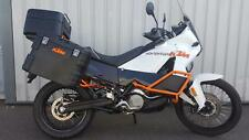 KTM 990 ADVENTURE 60 PLATE FULL LUGGAGE WHITE FSH