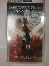 Resident Evil Apocalypse [Sony PSP UMD Movie] FACTORY SEALED FREE SHIPPING