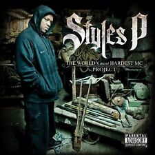 The World's Most Hardest MC Project [PA] by Styles P (The Lox) (CD, Nov-2012, En