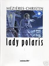 Lady polaris allemand Jean-Claude MEZIERES + chrétienne valérien & veronique willard
