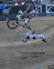 TRAVIS PASTRANA SIGNED AUTOGRAPHED 8x10 RP PHOTO X GAMES AWESOME