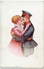 WW1. XAVIER SAGER. ACCORD PARFAIT .CHARME MILITAIRE. Patriotique . patriotic