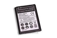 Akku für original LG Battery BL-52UH für Optimus L65 D280 L70 D320 Neuware