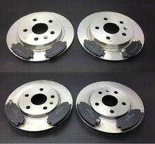 VAUXHALL INSIGNIA 2.0 CDTI FRONT & REAR DISCS AND PADS 2008 - 2014 OE QUALITY
