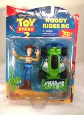 Disney's PIXAR Toy Story 2 WOODY Rides RC Action Figure