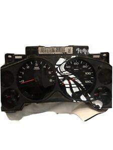 07-10 Chevy Silverado GMC Sierra 1500 Speedometer Instrument Cluster 28170256