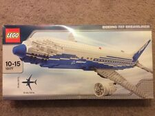 Lego Boeing 787 Dreamliner 10177 New in Factory Sealed Box