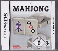 Mahjong  (NDS) In Box, mit Anleitung