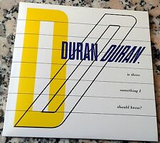 "DURAN DURAN RARE NEW CD Single 7"" Is There Something I Should Know Monster Mix"