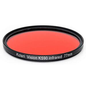 Kolari Vision 77mm 590nm IR Infrared Filter K590
