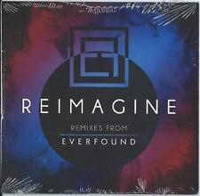EVERFOUND - Reimagine / Remixes - Christian Music CCM - Pop Rock CD